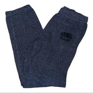 Roots Men's Black Pepper Original Sweatpant Small
